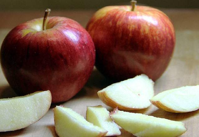 Apple congelare