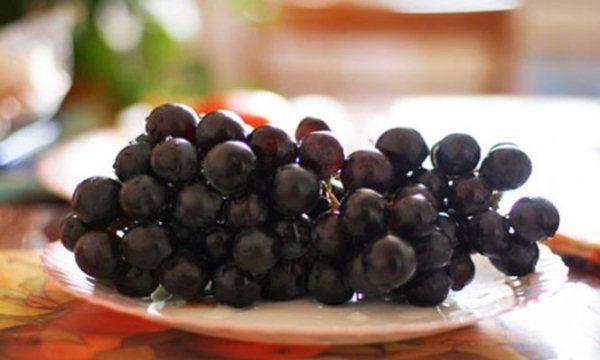 Come risparmiare uva per l'inverno