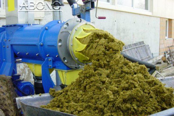 Biogas di letame