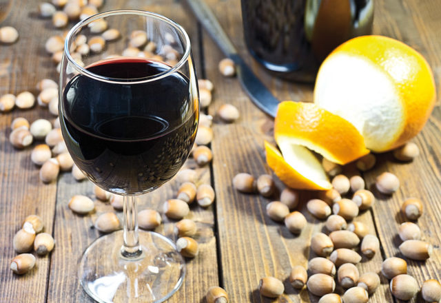 Torta di vino