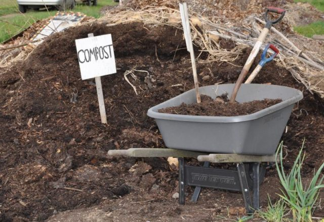 Pozzo di compost