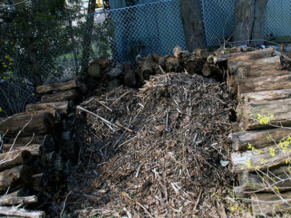 Compost matura circa 8 mesi