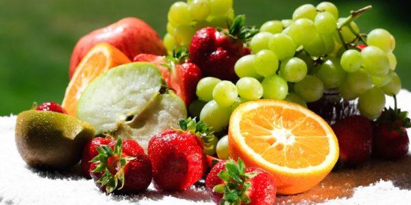 Quando la dieta dell'uva è utile nelle insalate