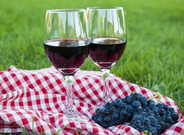 Isabella Vino d'uva fatto in casa