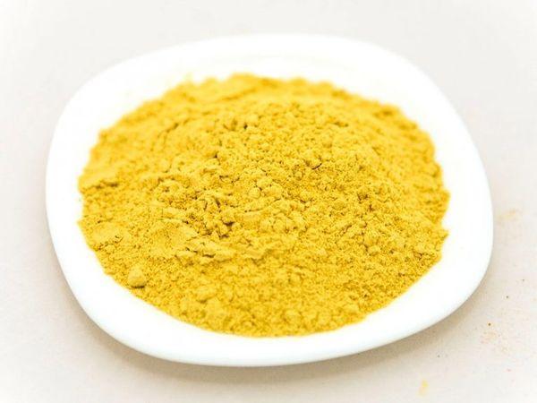 La polvere di senape ha un effetto antimicrobico